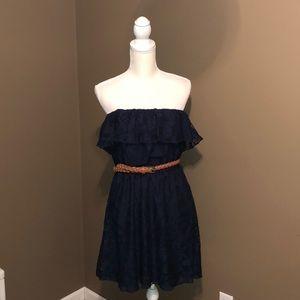 NWT - JUNIORS (Trixxi) Lace Dress